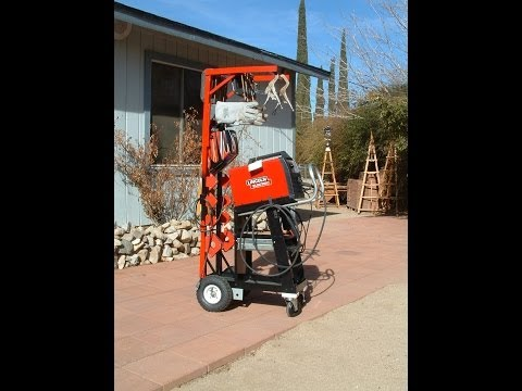 Welding Cart with RACK build FULL EDIT