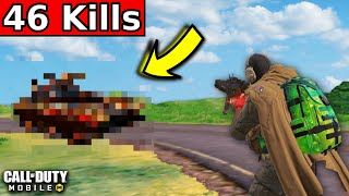 this RUINED my WORLD RECORD GAME!! | CALL OF DUTY MOBILE | SOLO VS SQUADS