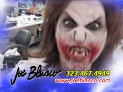 Joe Blasco Makeup School and Training Centers in Hollywood California / Orlando Florida