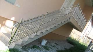 01:19 · Garde Corps Pour Escalier En Acier Inox Design