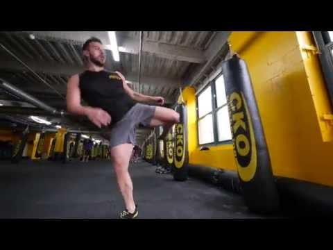 (Mixed Clips) Kickboxing & Punching Bag Strikes