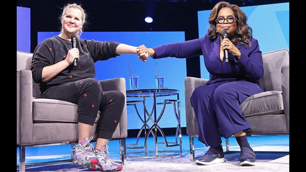 Oprah's 2020 Vision Tour Visionaries: Amy Schumer Interview