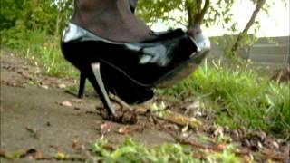 Candid snail crush heels 100 - 4 4