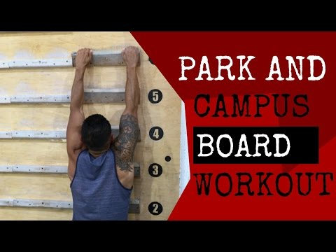 PARK AND CAMPUS BOARD WORKOUT FOLLOW ME ON INSTAGRAM @lui_locs