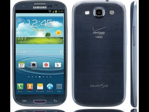 Blocked Blacklisted Verizon Wireless Samsung Galaxy S3 SCH-i535 Fixed! (IMEI Repair)