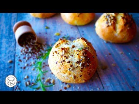 No Yeast Buns Recipe