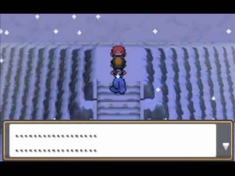 Pokémon HeartGold vs Red [Mt. Silver]