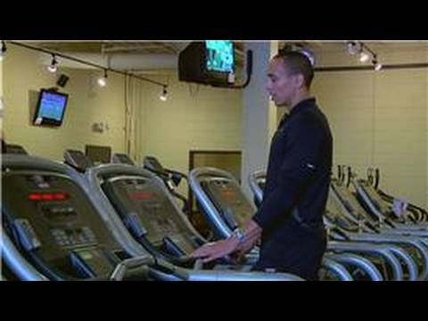 Exercise Techniques : How to Build Endurance on a Treadmill