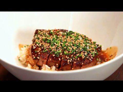 How to Make Steak Teriyaki | Bento Box