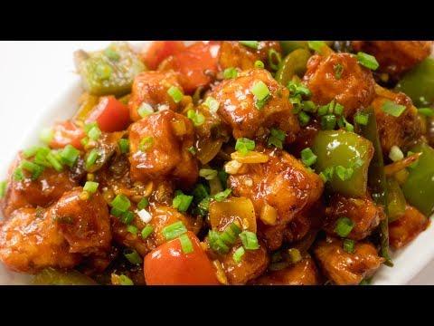 Paneer Chili Recipe | How to make Perfect Restaurant Style Dry Chilli Paneer | Indo Chinese