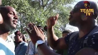 SA RA vs Intelligent Christian | Beyond Belief 😬 | Speakers Corner