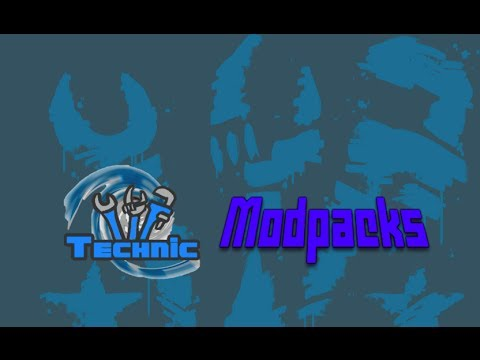 Make a Technic Modpack 1.6.4+ (Mac & Windows)