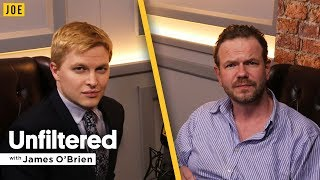 Ronan Farrow interview on Weinstein, Trump & US foreign policy | Unfiltered with James O'Brien #33