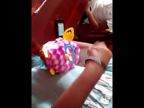 How to put a furby to sleep