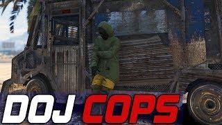 Dept  of Justice Cops #570 - Attempted Vehicular Homicide
