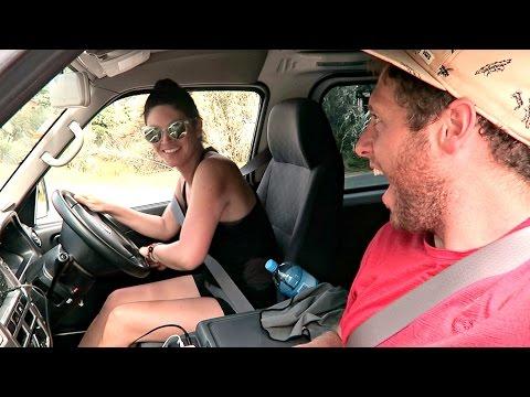VAN LIFE ROAD TRIP! // Northland, NZ