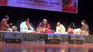 Raag Charukeshi | Pt. Vishwa Mohan Bhatt (Mohan Veena) and Shri H. N. Bhaskar (Violin)