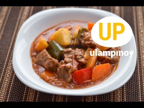 Beef CALDERETA — Ulam Pinoy #41