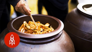 Kimchi: A Story of Love and Patience