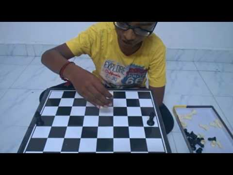 Very basic rules of chess in Tamil ( to kids )