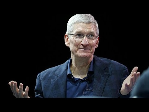 Apple boss Tim Cook to give away fortune to charity
