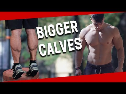 BIGGER CALVES IN 5 Minutes