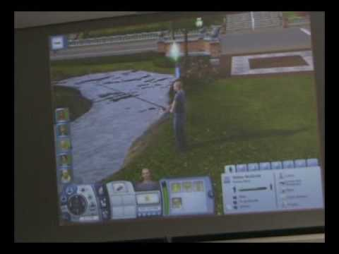 The Sims 3 - Producer Press Tour (2)