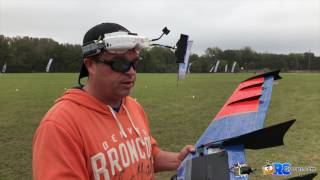 CFL FPV Event - RiteWing Hardcore 44 with Shelby Voll