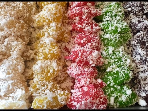 how to make Pichi Pichi