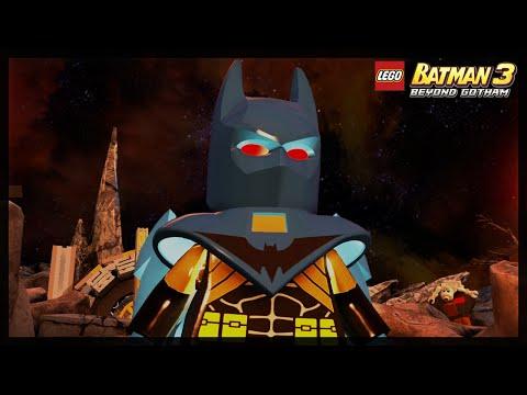 LEGO BATMAN 3 - Azrael Batman LORE & Gameplay!