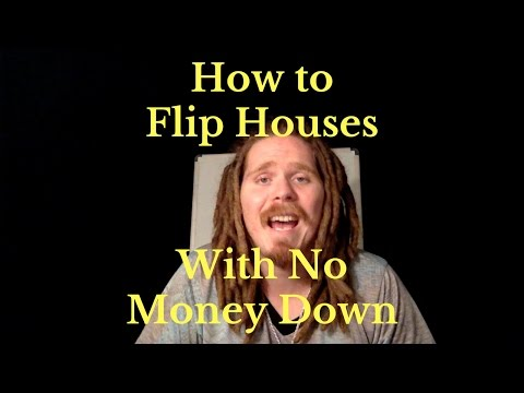 How To Flip Houses With No Money Down   Creative Real Estate Investing