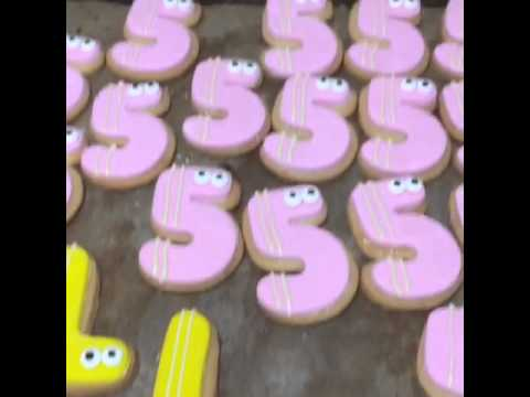 Suger cookies at Di Bella