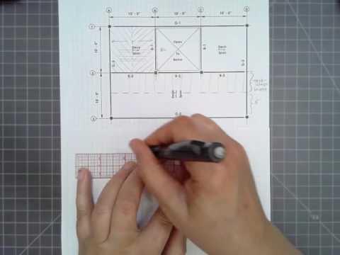 Load Tracing, Part 1: Floor Framing and Beam Diagrams