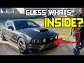 Friend Bought a 2008 Mustang GT- WHAT HE FOUND BLEW HIS MIND!