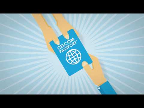 ROAM WORRY-FREE WITH CELCOM PASSPORT