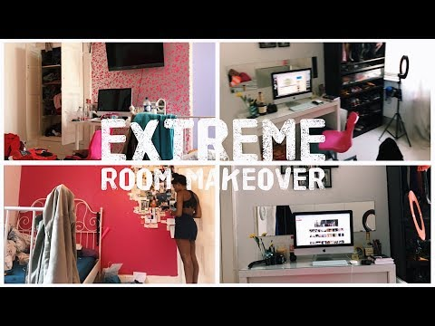 EXTREME ROOM MAKEOVER | BEFORE & AFTER