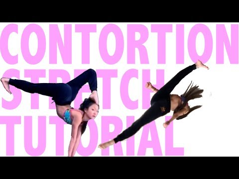 How to be as FLEXIBLE as a CONTORTIONIST! #FollowAlong