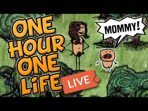 One Hour One Life - LIVE! Living by The Code