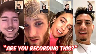 I FaceTimed YouTubers & Recorded Without Telling Them...