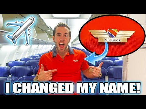 CHANGING MY NAME TO MOLIVES!! | THE LIFE OF A FLIGHT ATTENDANT Ep.36
