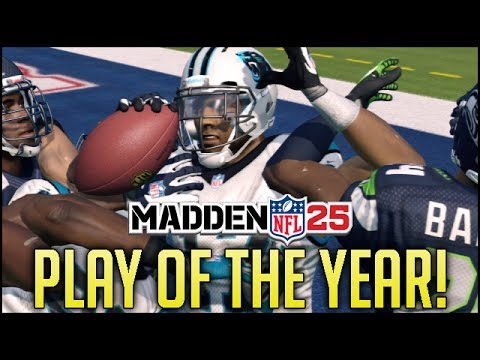 Madden 25 Ultimate Team - GAME-WINNING PLAY OF THE YEAR! & EPIC REACTION!