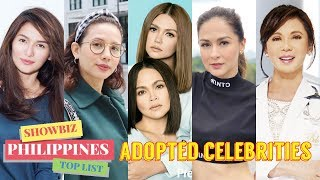 SAD STORY! ADOPTED CELEBRITIES You Might Not Know!