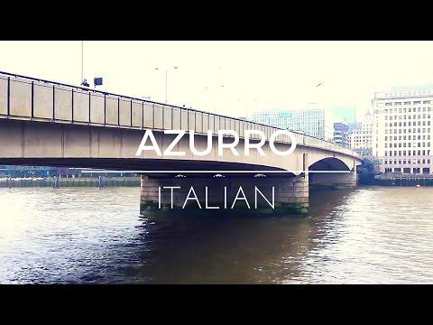 The Best Italian at London Bridge? | Azurro Restaurant & Bar