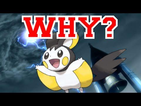 Why Mega Evolve? #140 Emolga