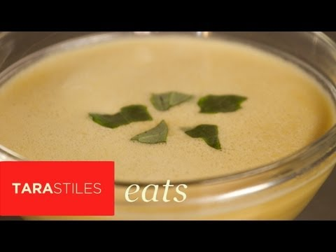 Recipe for Acorn Squash Soup | Tara Stiles Eats
