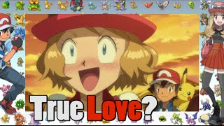 Pokemon Theory: Does Serena Really Love Ash Or Is It All In Her Head?!