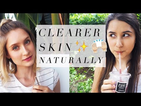4 Tips for Naturally Clearer Skin | Healing the GUT