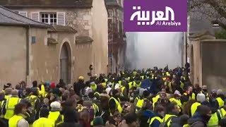 أسبوع عاشر من تظاهرات السبت في فرنسا