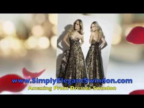 Amazing Prom Dresses Swindon