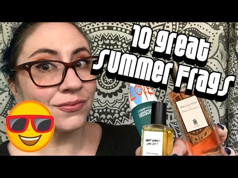 10 AMAZING Summer Fragrances From All Price Points!